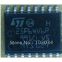 Ci Smd 25p64v6p Ic Flash 64mbit 50mhz - Novo Original