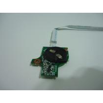 Placa Botão Power Notebook H-buster 1301/200 Séries