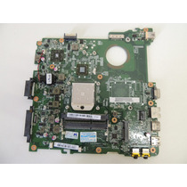 Placa Mãe Da0zqamb6c1 Notebook Acer Aspire 4252 - V342