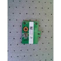 Placa Power Botão Notebook Hp Pavilion Dv6000