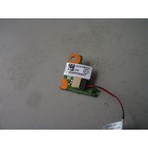 Placa Botão Power Original Notebook Acer Aspire 4739z -4671