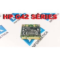 Mini Pci Wireless + Bluetooth Hp G42 Séries Bcm94313hmgb