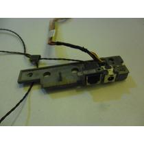 Peça P/ Notebook Hp Pavilion Dv2000 Conector Power E Modem