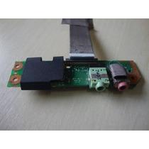 Placa Audio Notebook Itautec W7635 / Semp Toshiba Is-1522