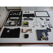 Notebook Dell Latitude E6410 - Peças E Partes.