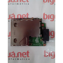 Placa Leitor Cartão De Memoria Notebook Hp Pavilion Dv6000