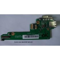 Placa Vga + Power + Usb Hbuster 1401-210 P/n T14s Io Board