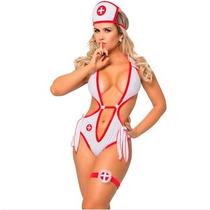 Sexshop -kit Fantasia Sexy Enfermeira Doutora