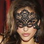 Mascara Venesiana Fantasia Sexy De Baile Festa Haloween