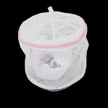 2 Rede Protetora Cesto Sutiã Maquina Lavar Roupa Cueca Meia