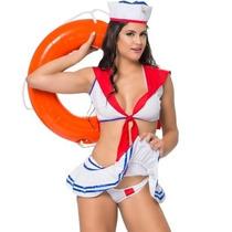 Fantasia Marinheira Sexy - Fantasia Marinheiro Feminina