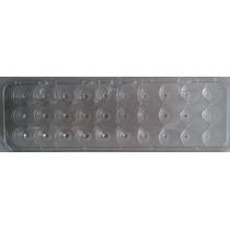 Embalagem Plástica Para Ovos De Codorna