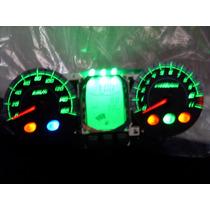 Placa Painel Twister Neon Luz Verde $320,00 Nova