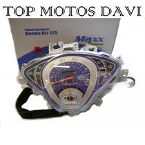 Painel Completo Honda Biz 125 Ks 11/.. Maxx Premium 5455