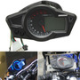 Velocimetro Odometro Digital Lcd Tacometro Universal Motos
