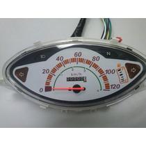 Painel Completo Biz 100 02 05 C/ Marcador Combustivel