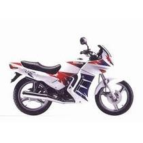 Carenagem Completa Moto Daelim Vf 125 (novo)