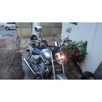 Farol Cranio Caveira Moto Kansas 150