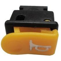 Botão Do Interruptor De Buzina Honda - Biz 100/125 Até 2012