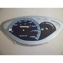 Mostrador Do Velocimetro Da Moto Biz 125