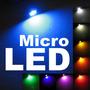 10x Micro Led Smd Smt 3528 Alto Brilho Neon - Frete Grátis