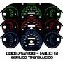 Acrilico Kit Translúcido Painel - Cod675v200 Palio Siena G1
