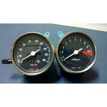Velocímetro Cb 400 E Conta Giros Cb 400 Originais Novos