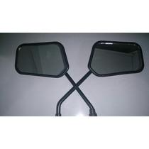 Par De Retrovisor Modelo Original Honda Cg150