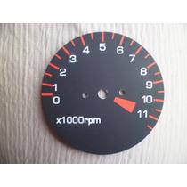 Mostrador De Velocimetro, Conta Giros E Combustivel Cbx Aero