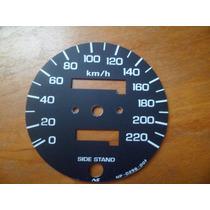 Mostrador De Velocimetro Motocb 500 Personalizado E Original