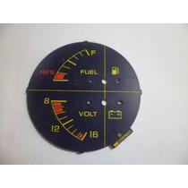 Mostrador De Combustivel Da Moto Cbx 750 ( 7 Galo)