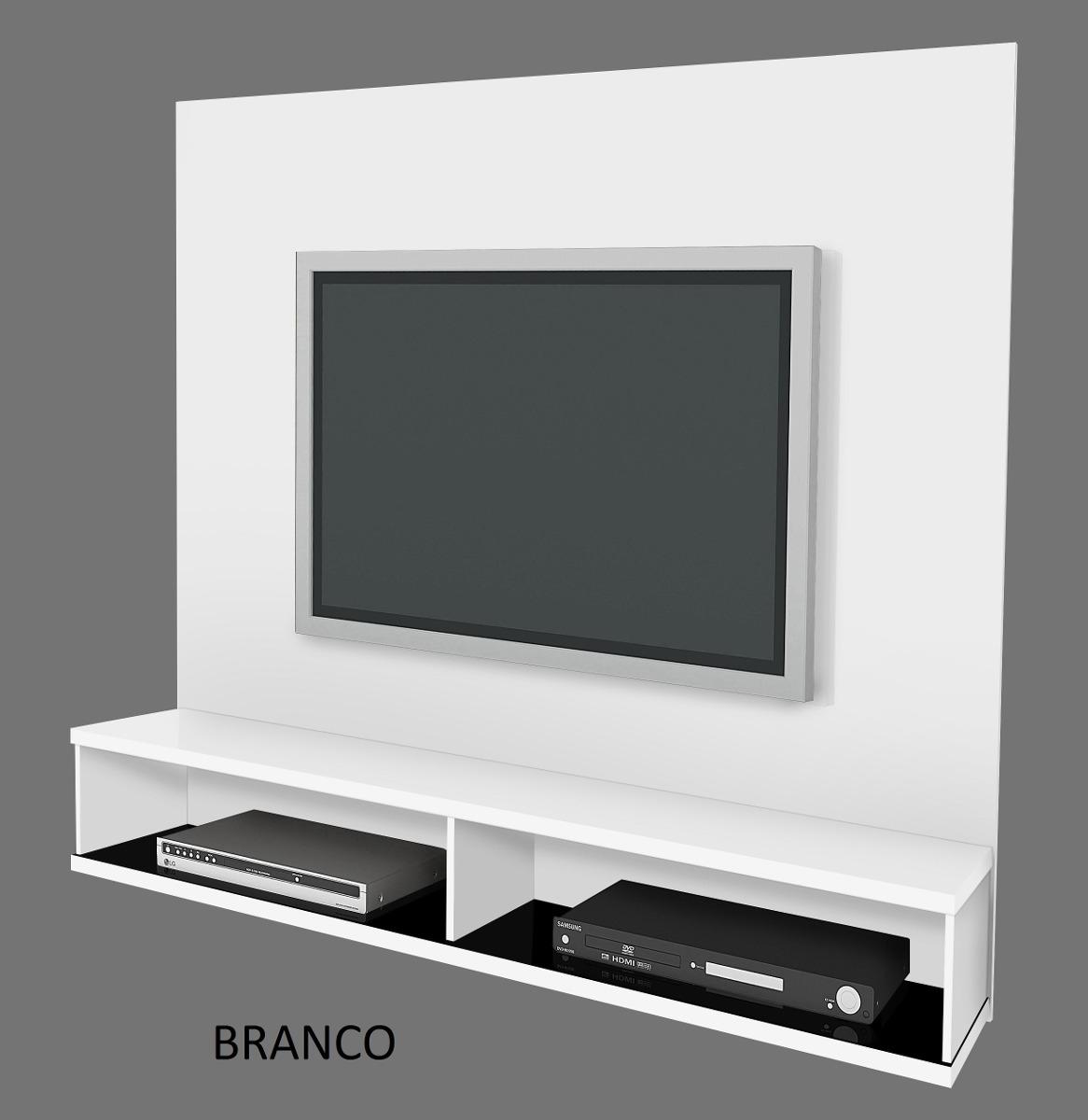 Rack Luck Com Painel Para Tv Tower Plus Castanho Fosco Tx E Oliva  #383E3E 1166x1200
