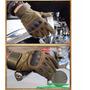 Luva Tática Oakley- Militares, Paintball,airsoft, Verde