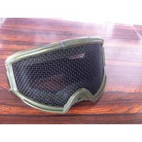 Liquidaçâo Óculos Grande De Proteção Militar Combate Airsoft