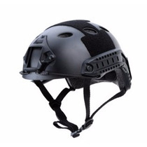 Capacete Tático Airsoft Paintball Preto