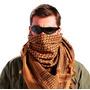 Shemagh Lenço Militar Cor Desert 100% Algodão Frete Grátis