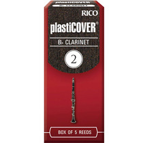 Palheta Plasticover Clarinete Bb 2 Rico Rrp05bcl200 C/ 5 Und