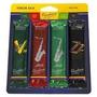Palhetas Vandoren Jazz Mix Sax Tenor Nº 2,5 C/ 04 Unidades