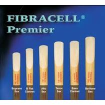 Palheta Fibracell Premier P/ Sax Soprano Nº 2,0