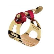 Abraçadeira Bg Duo Dourado - Clarineta Bb E Sax Alto Eb