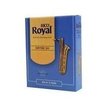 Palheta Rico Royal Sax Barítono 1,5