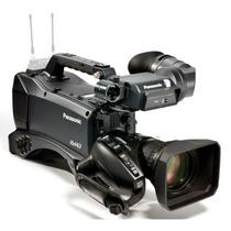 Filmadora Panasonic Ag Hpx370 [ Nota Fiscal+5anos Garantia ]