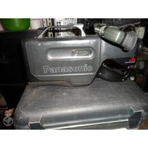 Antiga Filmadora Vhs Panasonic Nao Testei E Do Jeito Que Ta