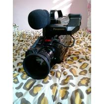 Filmadora Panasonic Profissional Pv-s 350
