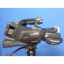 Filmadora Panasonic Ag - Ac7 +nota Fiscal