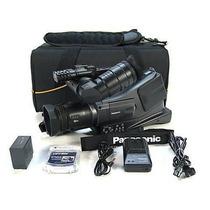 Filmadora Panasonic Profissional Ag Dv 60