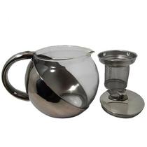 Stainless Steel Pot Leve E Prática Para Você Fazer O Seu Chá