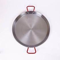Paellera De Aço Polido 60 Cm (16 A 22 Porçoes) - Garcima