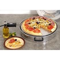 Pizza + Grill. 2x1 Sem Fumaça....