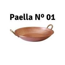 Kit Paellas 05 Paejeiras Com Frete Grátis